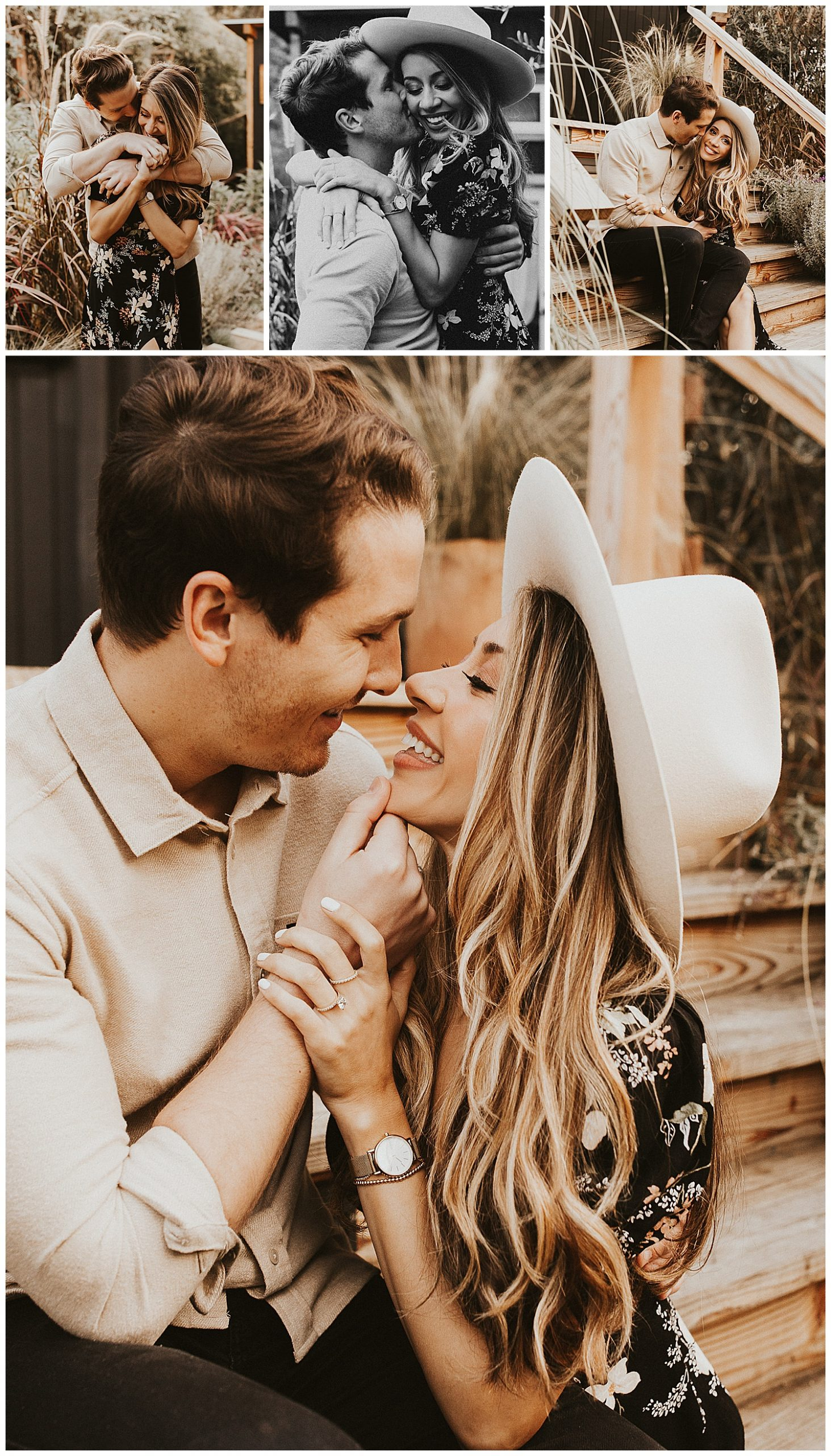 Topanga Canyon engagement shoot, engagement photography, Junebug magazine, This wild romance photo, Wedding Photographer, in home photoshoot, Orange County Wedding Photographer,